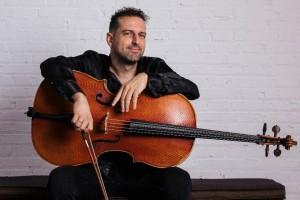 David Apellániz – cello