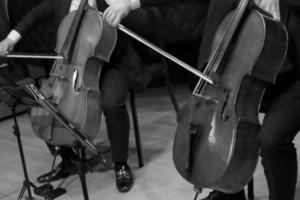 Los tres grandes duos para violoncello, op 54